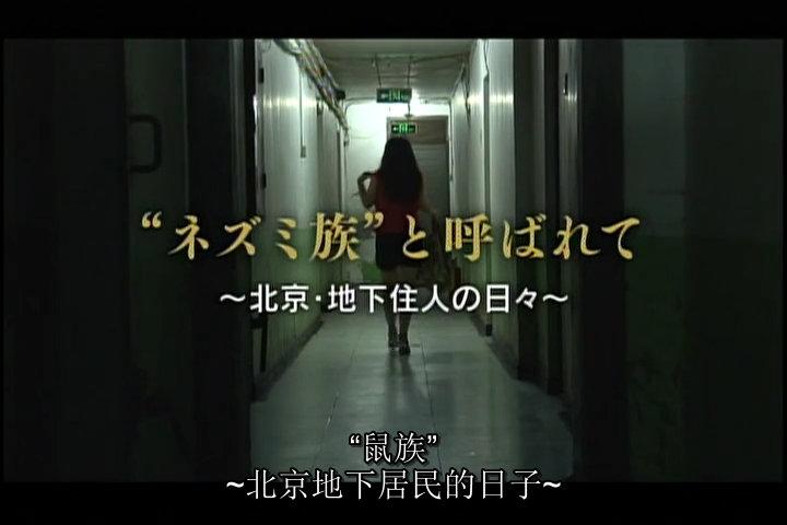 [道兰][NHK纪录片]北京鼠